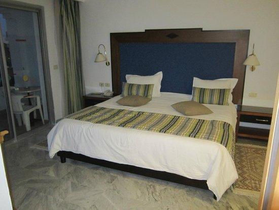 Marhaba Beach Hotel: chambre