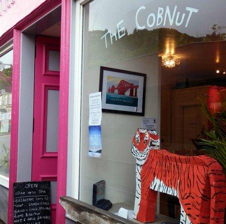 The Cobnut Cafe: Cobnut Front