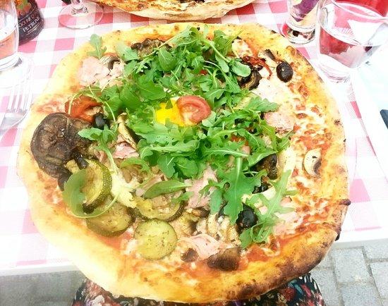 Pizzeria Romeo Colombes Restaurant Avis Numero De Telephone