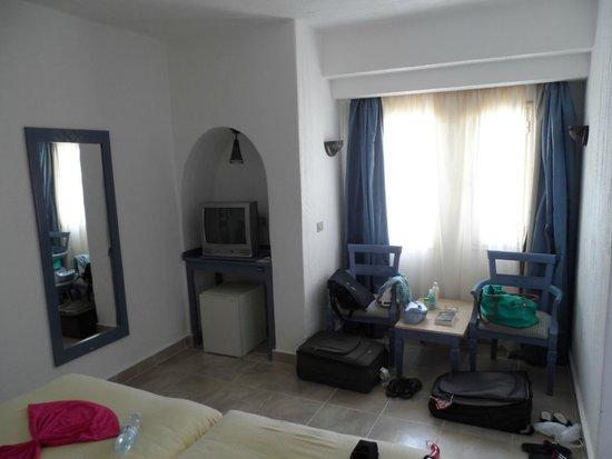 SUNRISE Select Royal Makadi Resort: Our room (building 29)