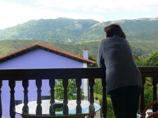 Hotel Rural Andrin: Desde mi ventana
