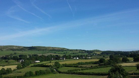 Greenbank Farm B&B: View from Valley View Room