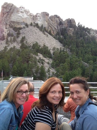Mount Rushmore National Memorial : Mt Rushmore