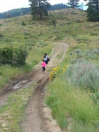 Sun Mountain Lodge: Hike Trails
