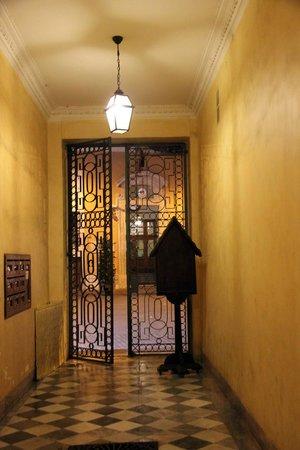 Splendor Suite Rome: Entré