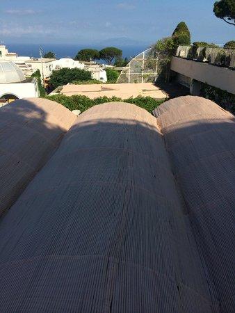 Capri Palace Hotel & Spa : Vista do quarto