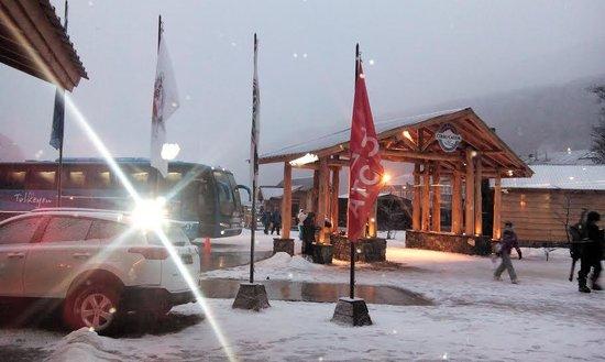 Arakur Ushuaia Resort & Spa: Base Cerro Castor