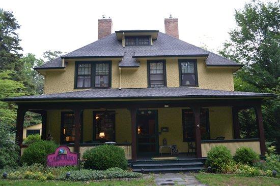 Carolina Bed & Breakfast: Beautiful home