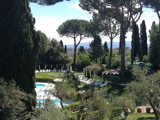 Rome Cavalieri, Waldorf Astoria Hotels & Resorts : Rome Cavalieri - a Mediterranean oasis