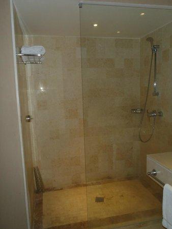 Secrets Royal Beach Punta Cana: Shower