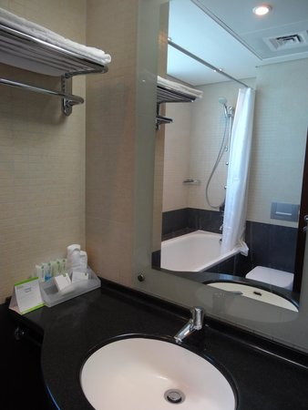Rose Rayhaan by Rotana - Dubai : baño