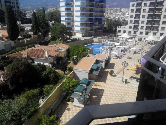 Apartamentos NuriaSol: Vistas desde la terraza