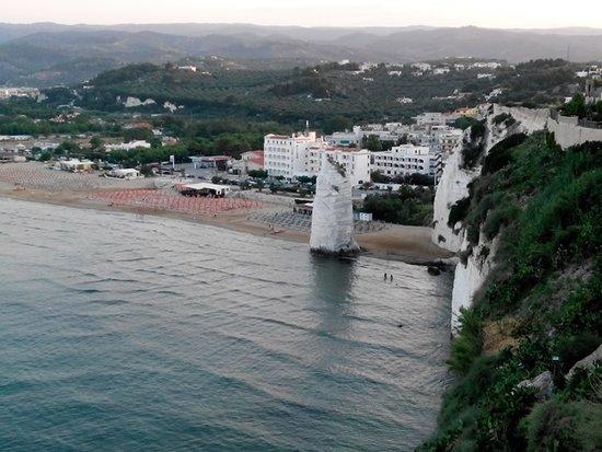Residence Valle Verde: Spiaggia incantevole del pizzomunno
