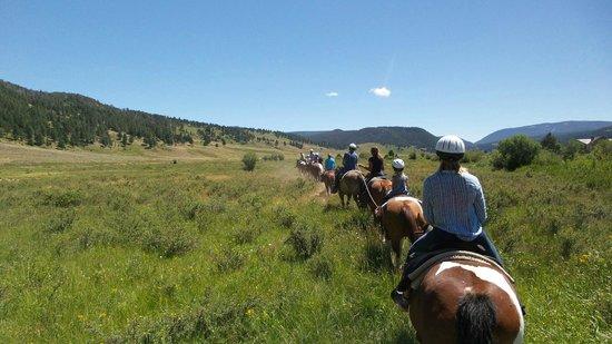 Canyon Adventures Horseback Day Tours: Canyon Adventures