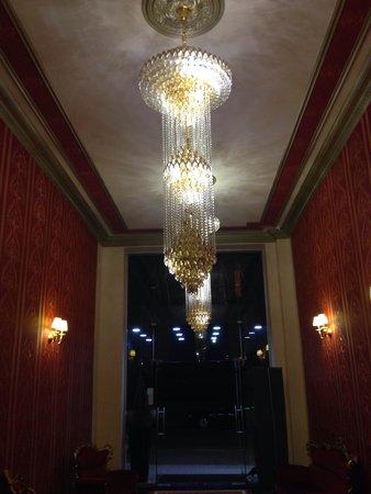 Hotel Central Park: Lobby
