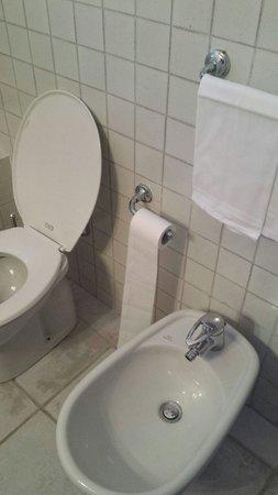 Hotel Flamingo: bagno