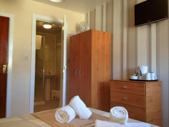 Hilbre Hotel: Double rm 9