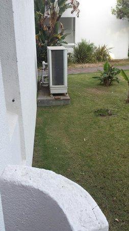 Hotel Flamingo: esterno