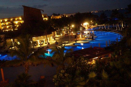 Secrets Maroma Beach Riviera Cancun: View from 4th Floor Preferred Room