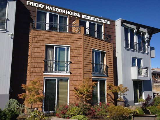 Friday Harbor House: The hotel