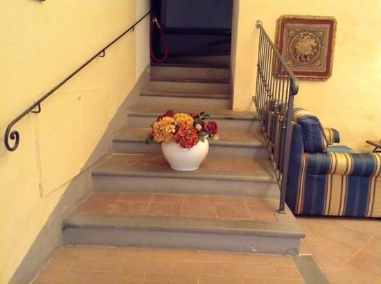 Hotel San Michele: interno