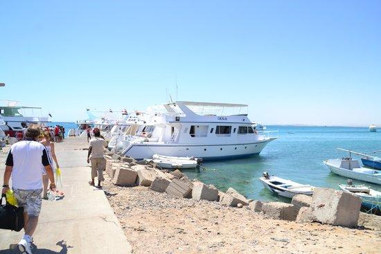 Jana Boat Fishing Safari : Jana Boat