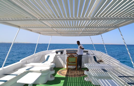 Jana Boat Fishing Safari : our captain and host