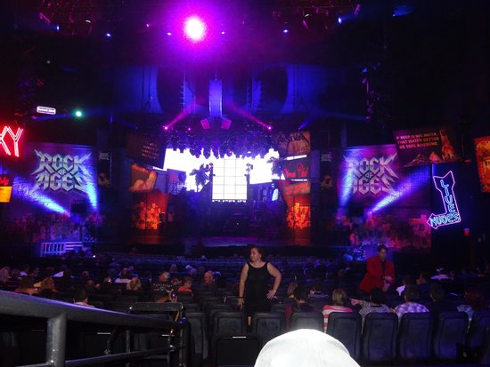 Rock of Ages: Stage