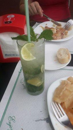 Café Bar Panamericana: mojito