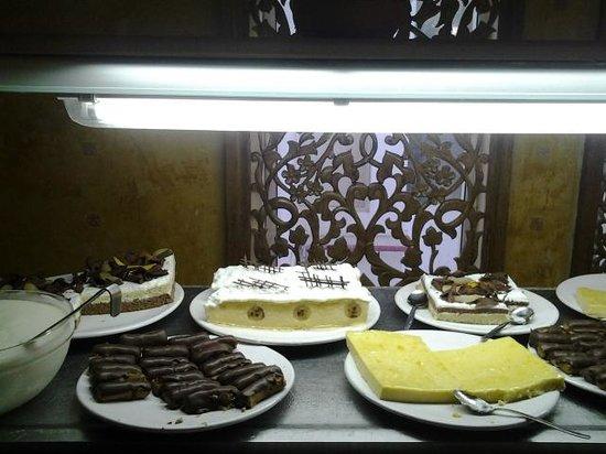 Club Marmara Dahlia : les bon gâteaux hum!!!