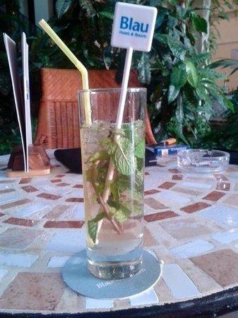 Blau Varadero Hotel Cuba: Blau mojitos