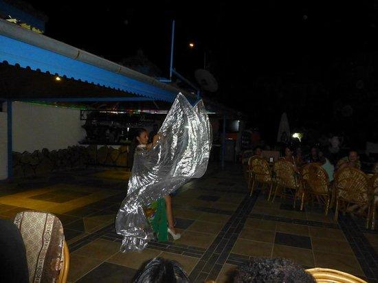 Kahraman Hotel: Turkse avond