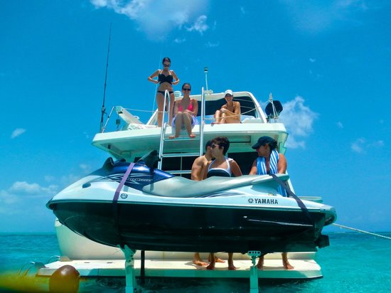 Cayman Private Charters: Family Time with Capt Steve