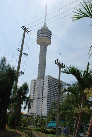 Башня Pattaya Park Tower