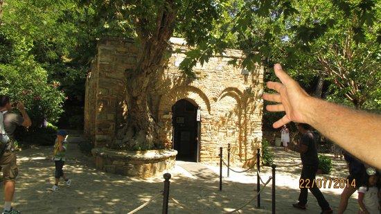Meryemana (The Virgin Mary's House): maison de la vierge marie 2