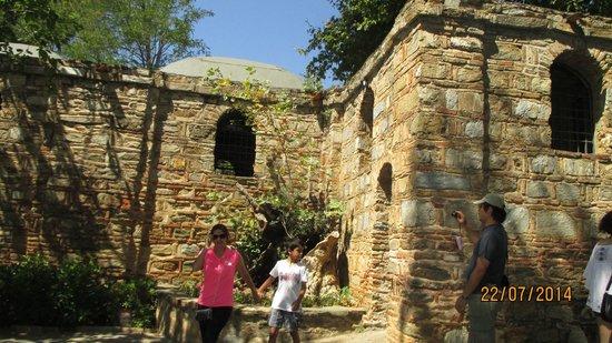 Meryemana (The Virgin Mary's House): maison de la vierge marie 1