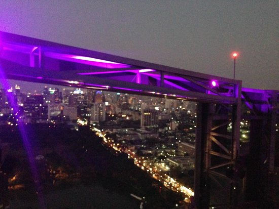 SO Sofitel Bangkok: Blick Rooftop Bar