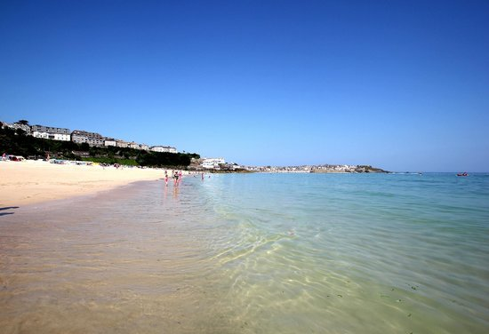 Channings: view of  St.Ives