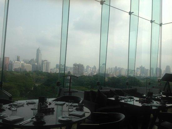 SO Sofitel Bangkok: Blick Frühstücksraum innen