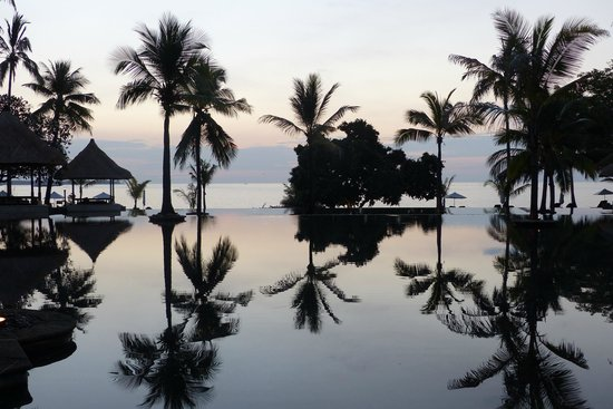 The Oberoi, Lombok: piscine principale
