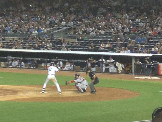 Yankee Stadium: The Captain
