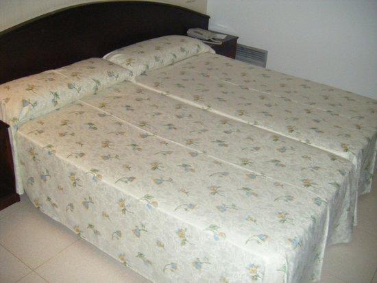 Valentin Son Bou: camas