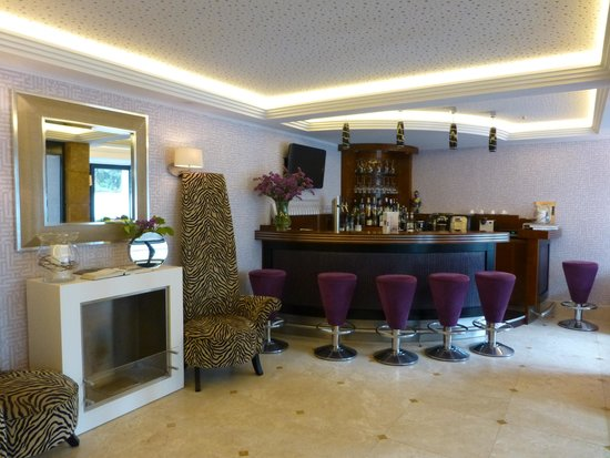 City Partner Top Hotel Kraemer: Hotel bar