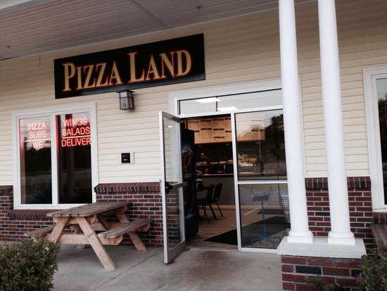 Orrington, Μέιν: Pizza land