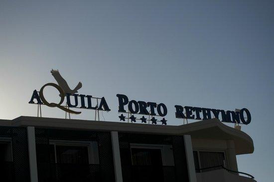 Aquila Porto Rethymno: Hotel Aquila Porto