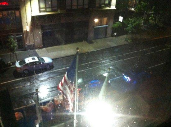 Hampton Inn Manhattan-Times Square North : View