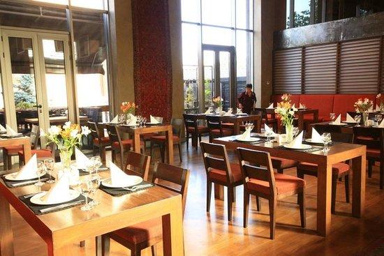 Tufenkian Historic Yerevan Hotel: Le restaurant.