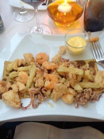 Ciacco : delicious tempura