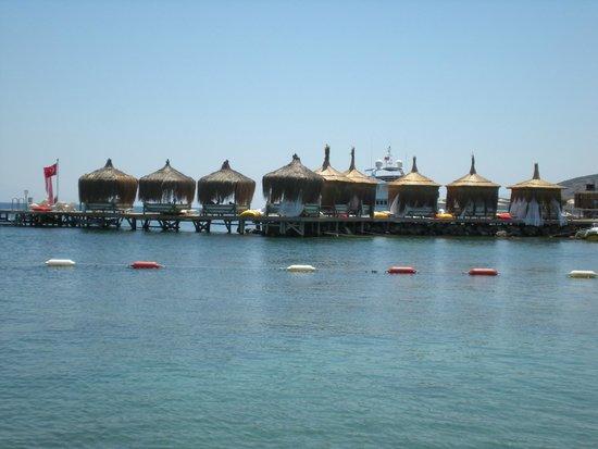 WOW Bodrum Resort: espace payant a 30euros