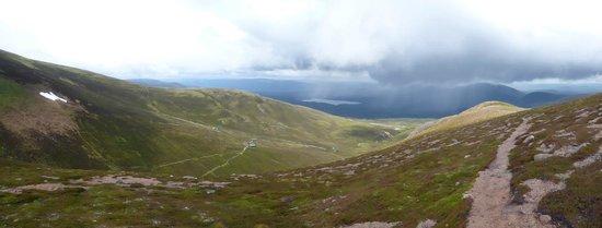 CairnGorm Mountain: Panorama